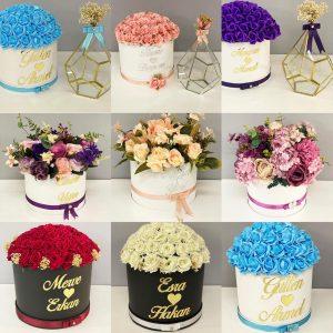 Kız isteme çiçeği söz çiçeği modelleri