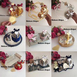 Damat kahvesi fincanı seti modelleri