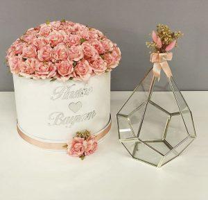 Söz çiçeği modelleri Pembe